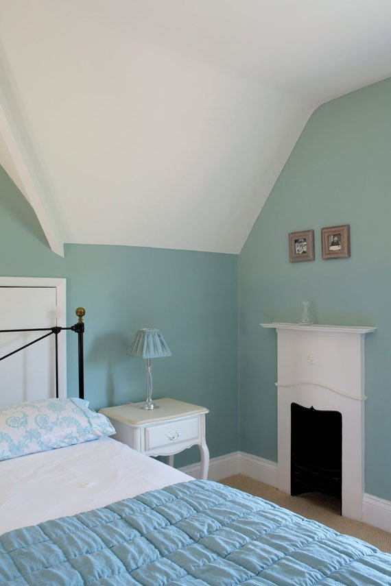 Farrow and Ball, Green Blue 84