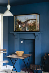 Farrow and Ball, Stiffkey Blue 281