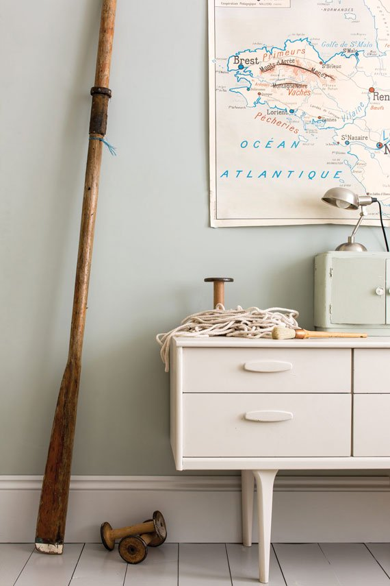 Farrow and Ball, Light Blue 22