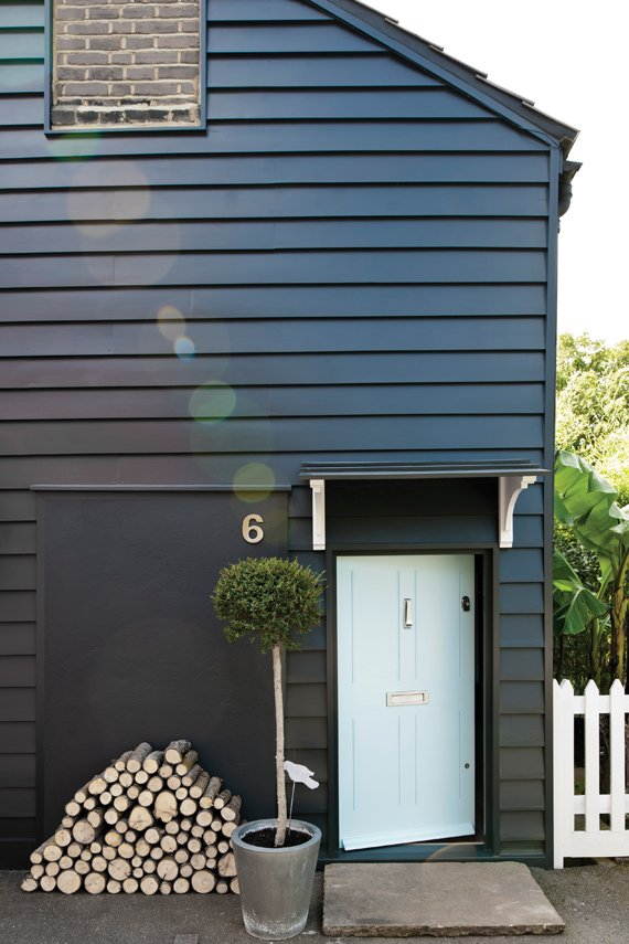 Farrow and Ball, Off-Black 57