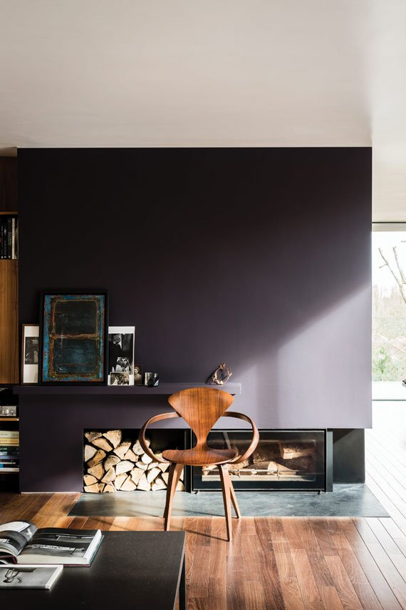 Farrow and Ball, Paean Black 294