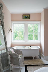 Farrow and Ball, Pink Ground 202