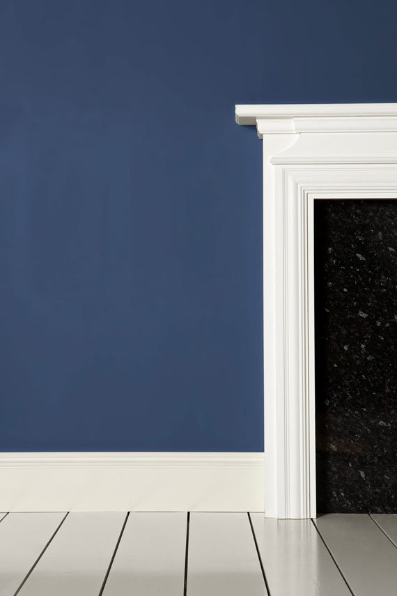 Farrow and Ball, Pitch Blue 220