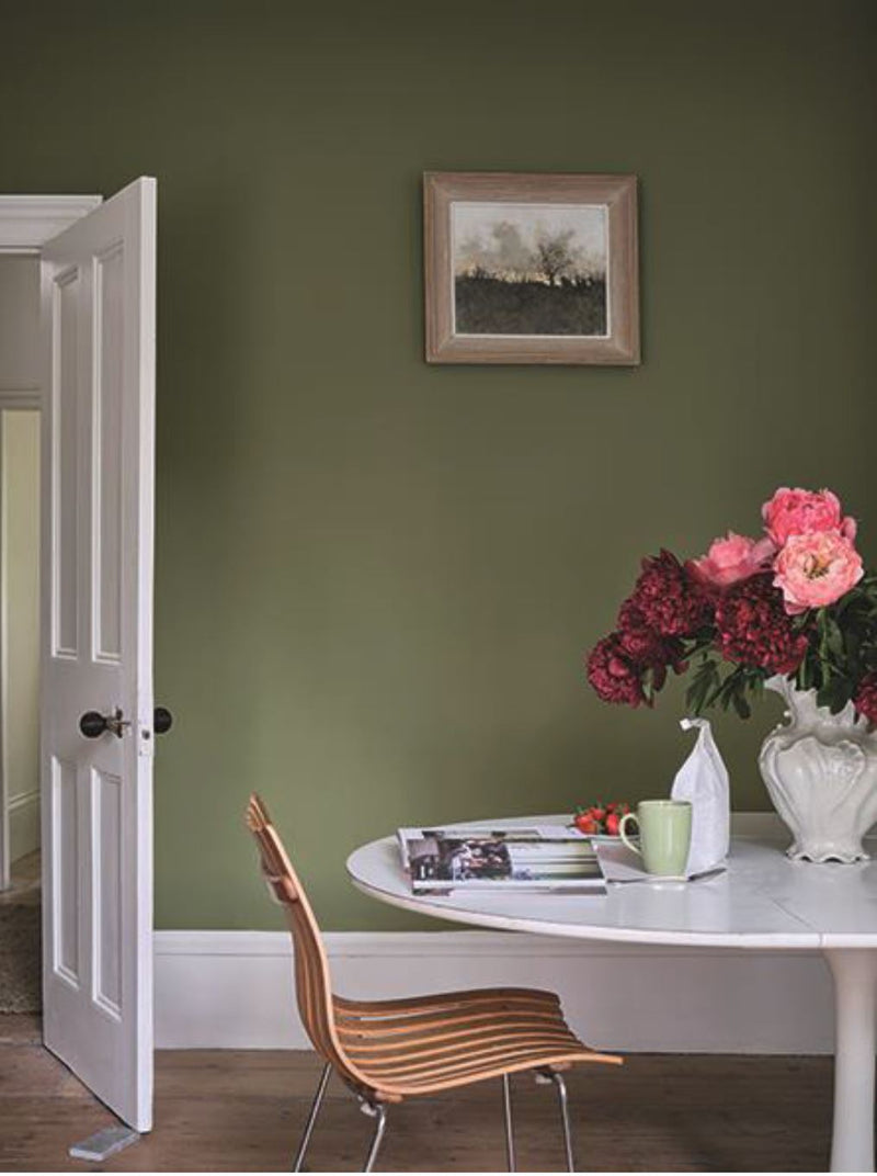 Farrow and Ball, Sap Green W56