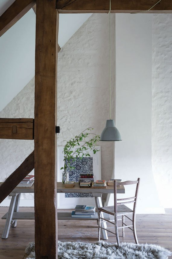 Farrow and Ball, Shaded White 201