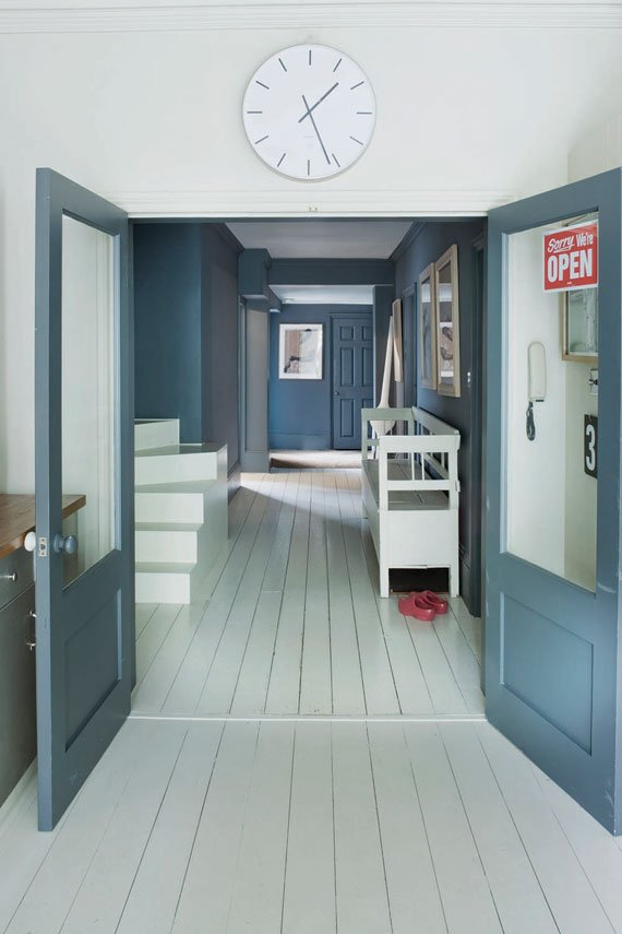 Farrow and Ball, Slipper Satin 2004