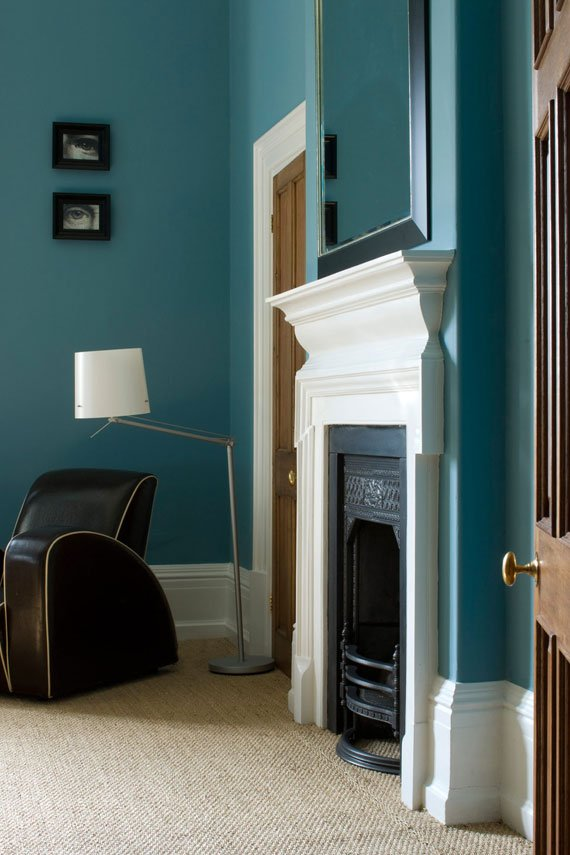 Farrow and Ball, Stone Blue 86