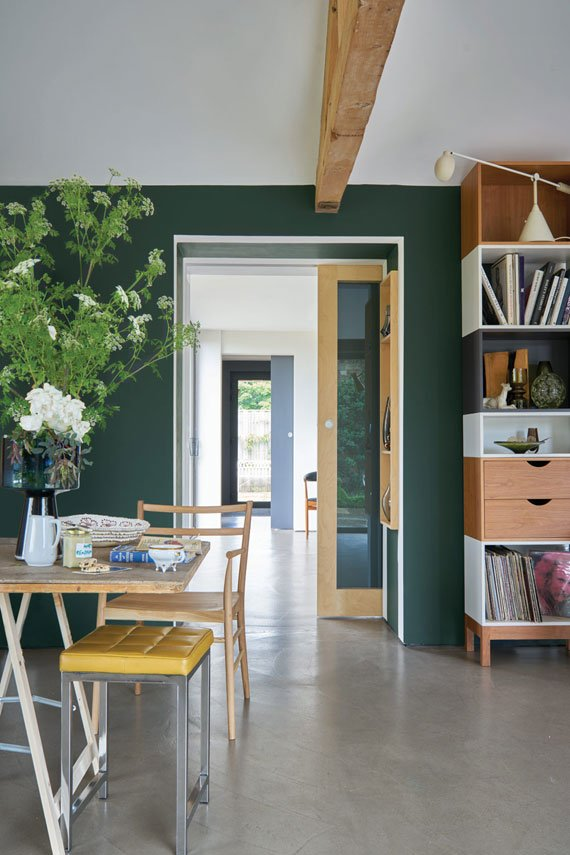 Farrow and Ball, Studio Green 93