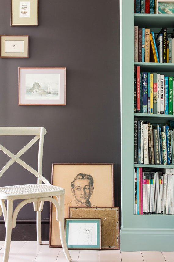 Farrow and Ball, Tanner's Brown 255