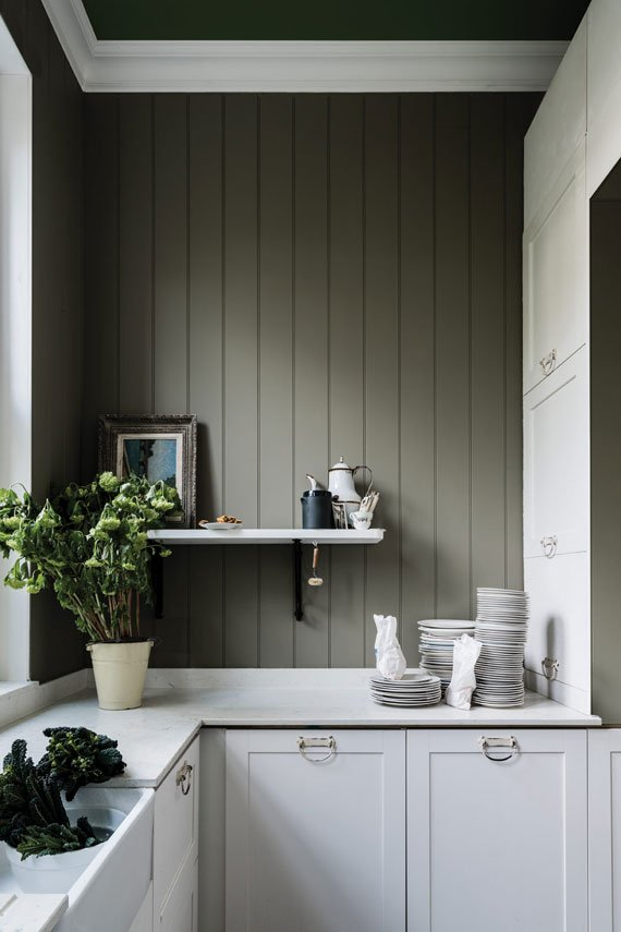 Farrow and Ball, Treron 292