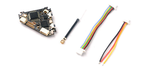 Happymodel Diamond 5.8Ghz 40CH 25/100/200mW Switchable VTX FPV Transmitter with DVR Smartaudio Ready 3.3-5.5V