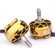 Load image into Gallery viewer, FLYWOO NIN PLUS N2306.5 2306.5 2-6S FPV MOTOR Brushless for RC ( GOLD)