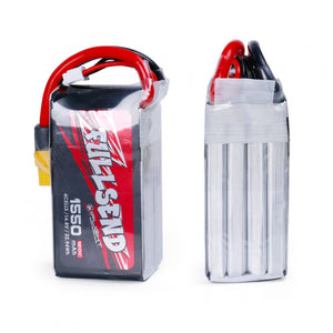 iFlight FULLSEND 4S 1550mAh 120C Lipo Battery - XT60