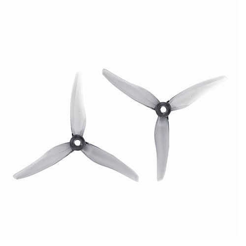 2 Pairs Gemfan Hurricane 51466 5 Inch Durable 3-Blade Propeller Support POPO for RC Drone FPV Racing