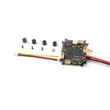 Load image into Gallery viewer, Happymodel Crazybee X V1.0 F4 OSD Flight Controller 1-2S AIO 5A BL_S 4in1 ESC & 40CH 25mW VTX & Compatible Frsky D8/D16 RX for Whoop RC Drone FPV Racing