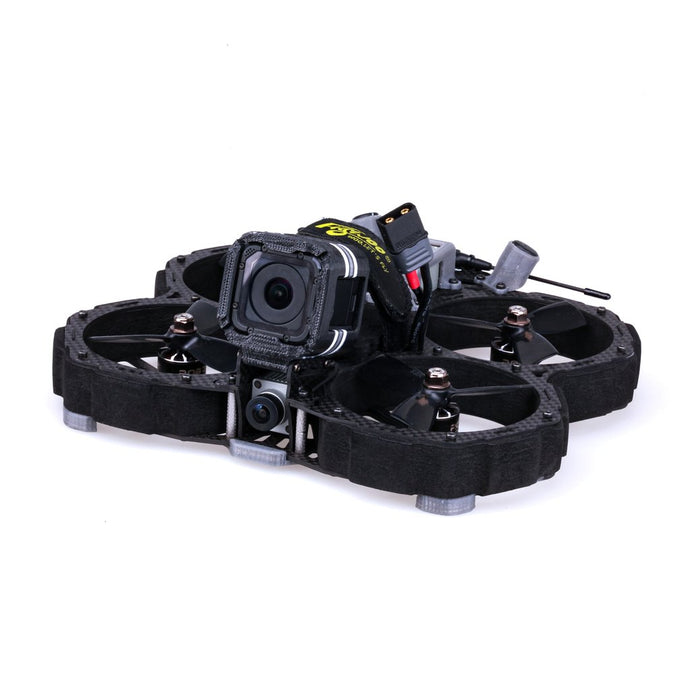 Flywoo CHASERS 138mm HD 3 Inch 3-6S CineWhoop FPV Racing Drone BNF DJI FPV Air Unit & 1507 Motor