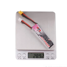 Load image into Gallery viewer, GNB 520mAh 2S 80C/160C 7.6V LiPo Battery HV 2S LiHv Battery with XT30 Plug