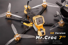 Load image into Gallery viewer, FLYWOO Mr.Croc-HD Frame 5 inch racing FreeStyle for DJI FPV Air Unit DJI Digital FPV System