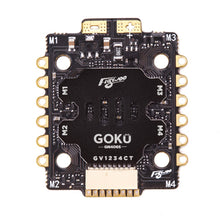 Load image into Gallery viewer, FLYWOO GOKU 406S 40A BLheli_32 2-6S 4in1 Brushless ESC