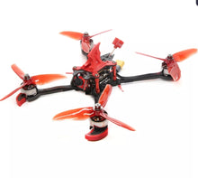 Load image into Gallery viewer, FLYWOO Vampire 230mm F4 2207 1750KV 6S / 2450KV 4S FPV Racing Drone PNP BNFSpecification: