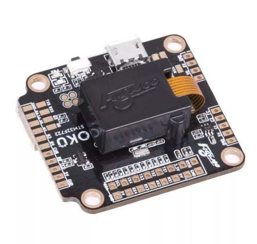 GOKU FC F722 DUAL Flight Controller Built In OSD 5V 9V 2A BEC ICM20689 MPU6000 For RC Drone