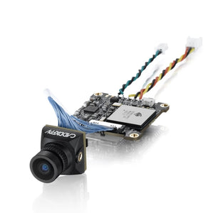 Caddx Baby Turtle 800TVL whoop edition NTSC/PAL 16:9/4:3 Switchable 1.8mm 7G Glass Lens Super WDR FPV Camera HD Recording DVR Audio OSD for FPV Racing Drone