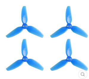 HQ 3030 3-Blade Propellers 1.5mm Shaft multi - color