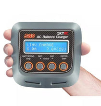 Load image into Gallery viewer, SKYRC S60 60W AC Balance Battery Charger Discharger