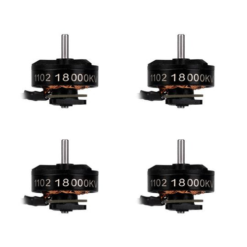 1102 Brushless Motors