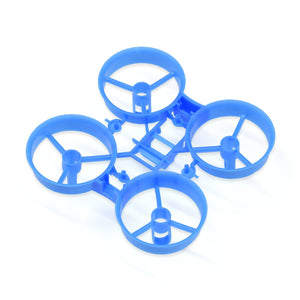 65mm Micro Whoop Frame for 7x16mm Motors (Blue)