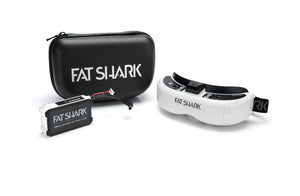 Fatshark Dominator HDO 2 1280x960 OLED Display 46 Degree Field of View 4: 3/16: 9 FPV Video Glasses Headset for RC Drone