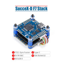 Load image into Gallery viewer, SucceX-D F7 V2.1 Stack (F7+50A ESC)