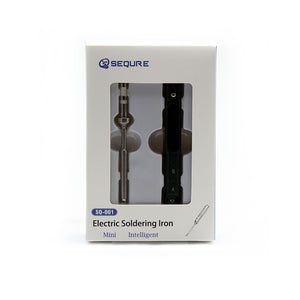 65WTS-100 Digital OLED Programmable Portable | SEQURE SQ-001 Mini Soldering Iron