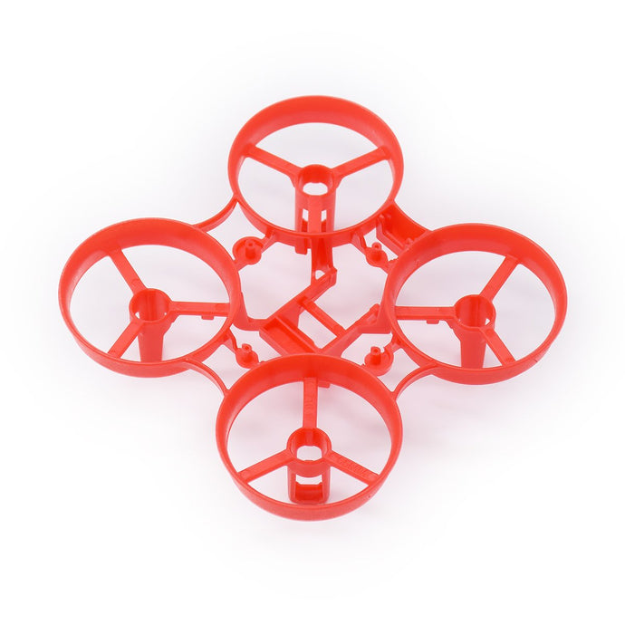 65mm Micro Whoop Frame for 7x16mm Motors (Red)