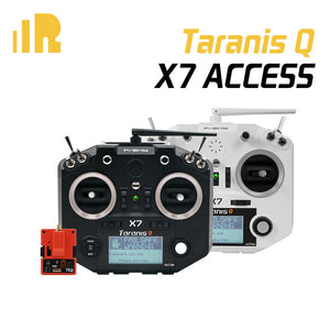 FrSky 2.4GHz Taranis Q X7 ACCESS Transmitter with R9M 2019 - LongRange Edition