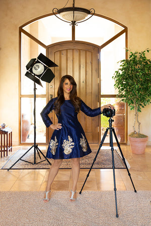 Photographer Yasmin Tajik, owner of Yasmin Tajik Fine Art Prints