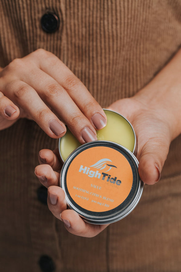 Soothing Citrus Hemp Salve - High Tide Herbal ™