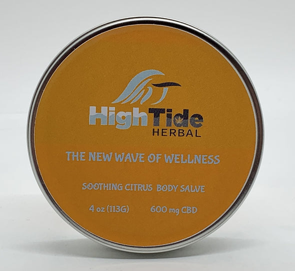 Soothing Citrus Hemp Body Salve