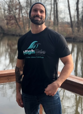 Short Sleeve T-Shirt - High Tide Herbal ™