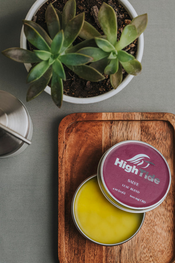 Luau Hemp Salve - High Tide Herbal ™