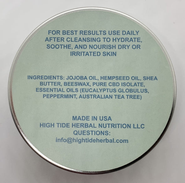 Relief Hemp Body Salve