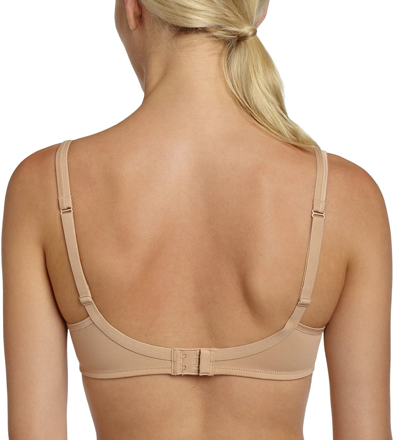 Anita Padded Twin Underwired Cup Bra Skin 32G