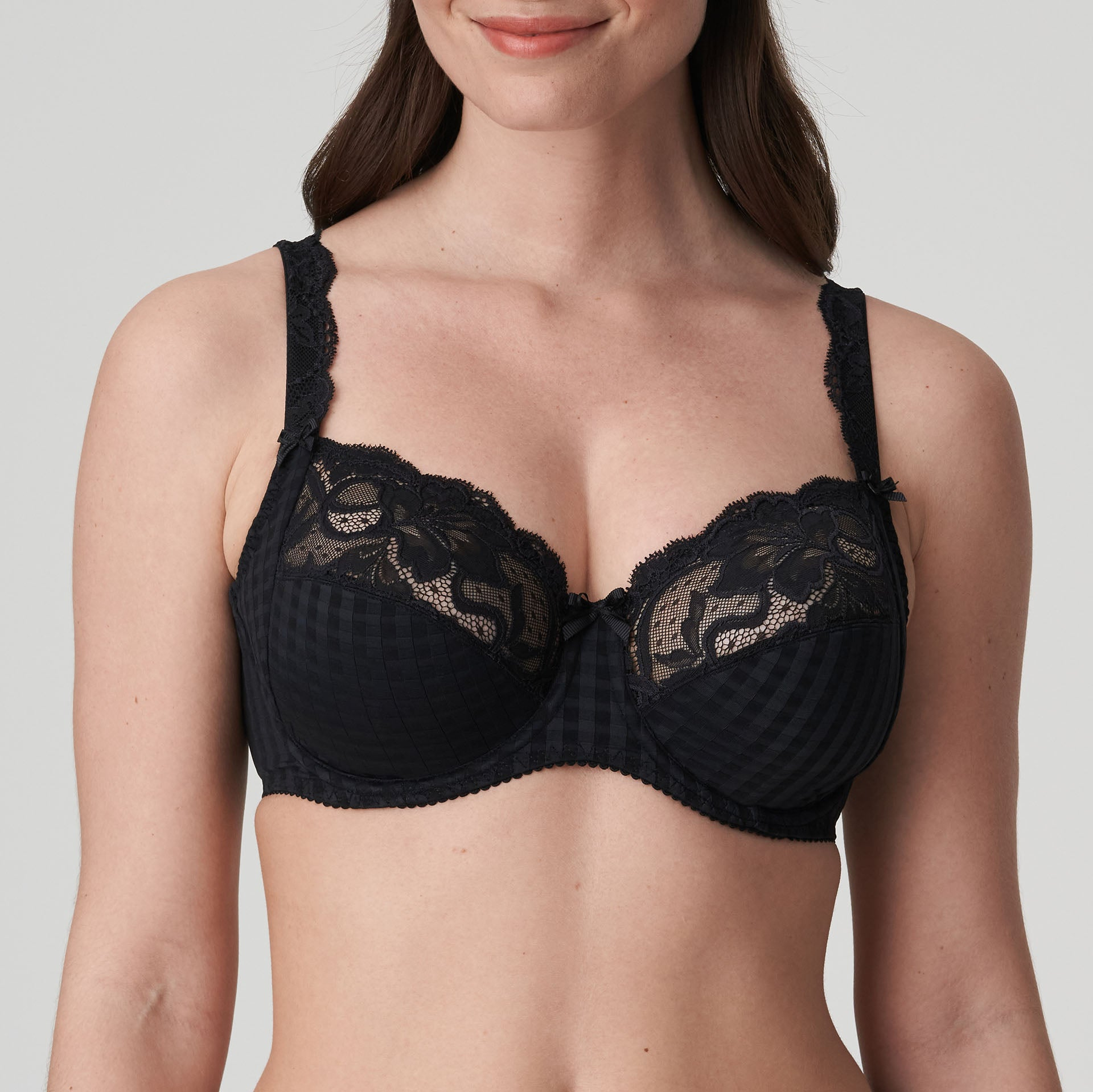 PrimaDonna Madison Full Cup Underwire Bra - Black