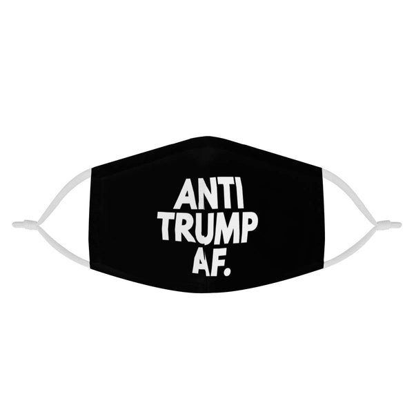 Anti Trump AF | Soft & Silky Triple Layer w/ Nose Wire & 4 Filters