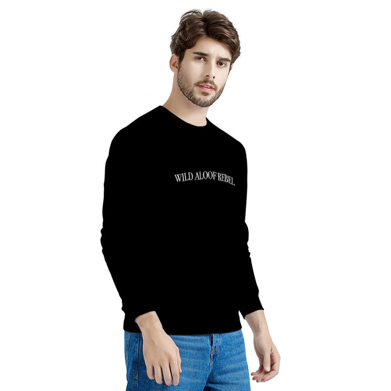 Wild Aloof Rebel (LONG SLEEVE TEE) Sweatshirt | Schitt's Creek Sweater