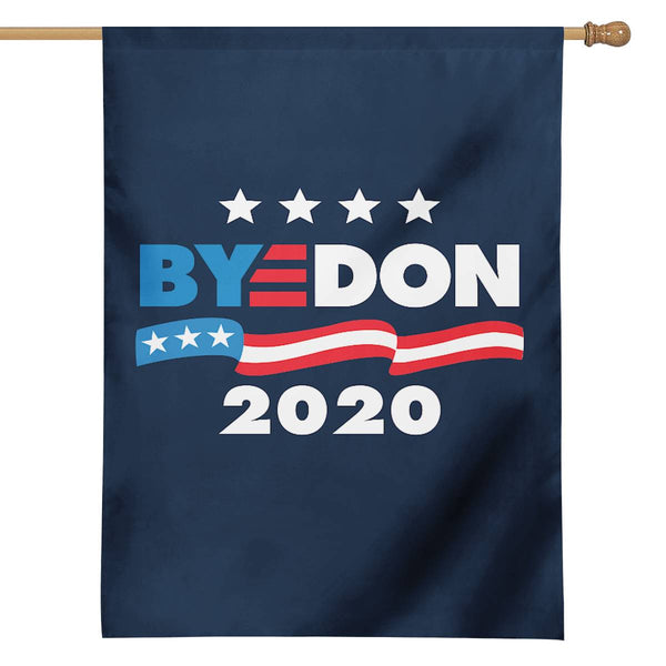 Bye Don 2020 Funny Political Flag - Home Decor - Yard Flag - Garden Flag, Garden, Decoration,Outdoor Flag, Double Sides Flag