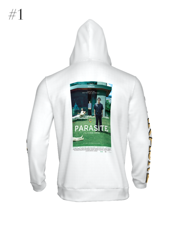 """I Will Drink Until Next Morning"" Hype Hoodie (White)"
