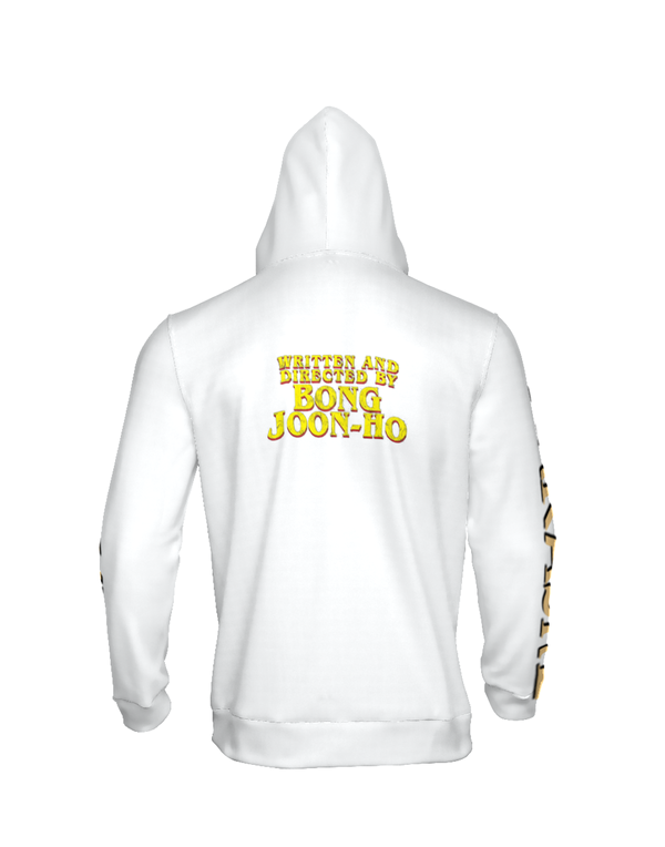 """Parasite"" Poster Hype Hoodie (White)"