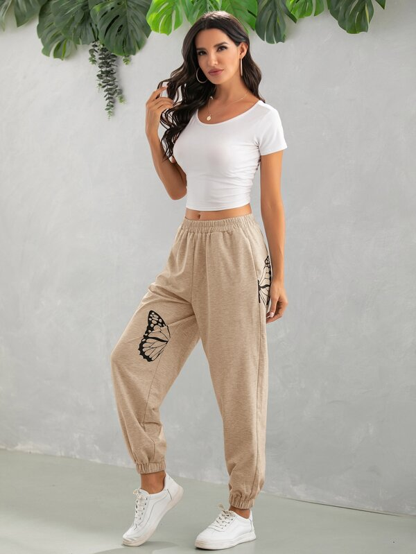 Butterfly (SWEAT PANTS)
