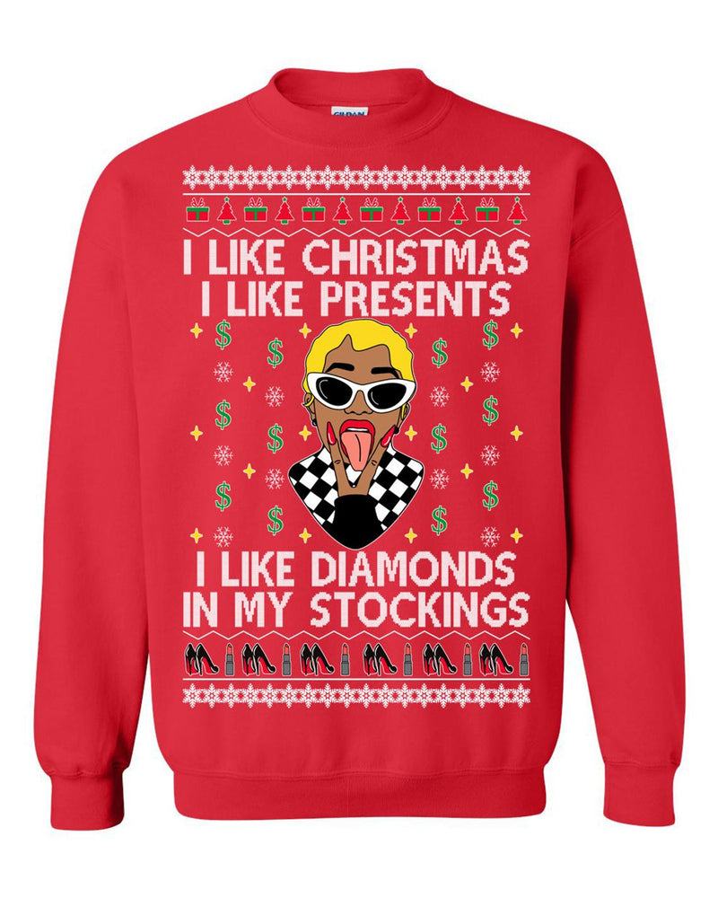 Cardi 1(Thick Sweater) Cute Ugly Christmas Sweater
